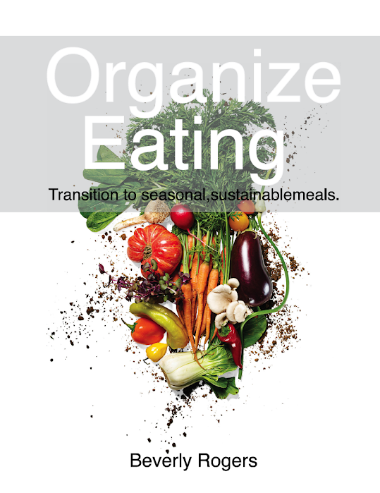 Organize Eating Cookbook Cover